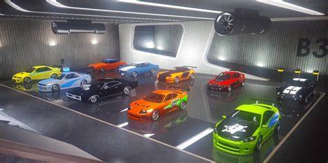 Fast And Furious Garage Make Your Own Beautiful  HD Wallpapers, Images Over 1000+ [ralydesign.ml]