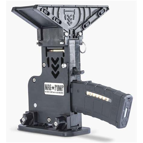 Fast AR 15 Magazine Loader MagPump