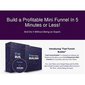 Fast funnel builder software hot product scam