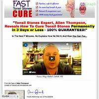 What is the best fast tonsil stones cure high conversions?