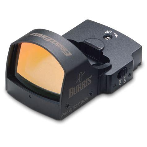 Fastfire Red Dot Sights Burris Optics