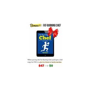 Fat burning chef special discount by abel james compare