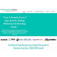 Fat burning soup recipes for weight loss lifetime commissions! discount