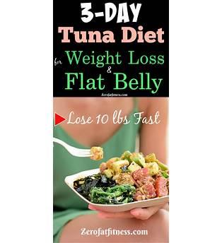 Fat Loss Diet Tuna