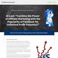 Best fb affiliate commissions stunning sales page design high converting online