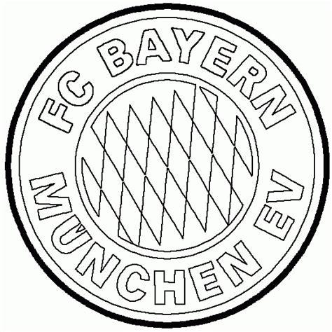 Fc Bayern München Malvorlage