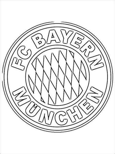 Fc Bayern Malvorlagen Zum Ausdrucken Online