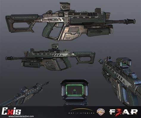 Fear 3 Assault Rifle