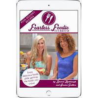 Fearless foodie cookbook coupon