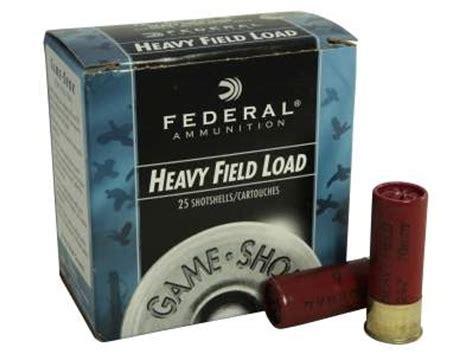 Federal 12 Gauge Ammo