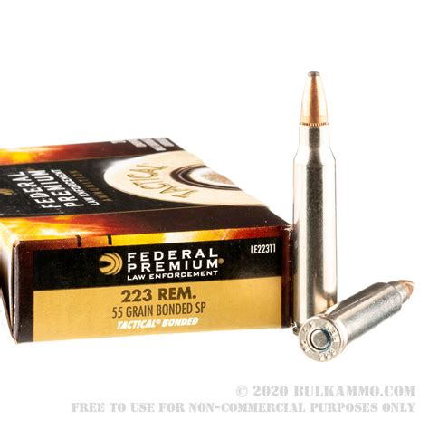 Federal 223 Ammo Reviews Trackid Sp-006