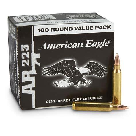 Federal 223 Fmj Ammo