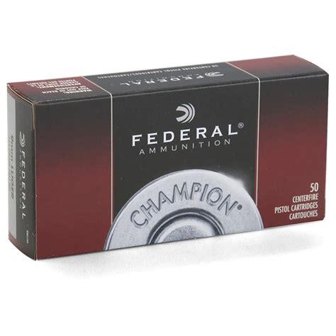 Federal 9mm Ammo 115 Grain