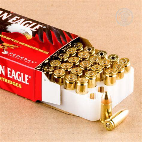 Federal 9mm Ammo Bulk