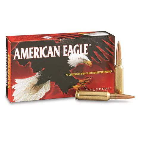 Federal American Eagle 6 5 Creedmoor 140gr Otm 20rd