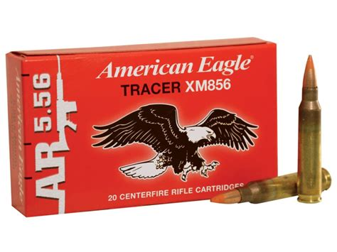 Federal American Eagle Tactical Tracer Ammo 5 56x45mm Nato
