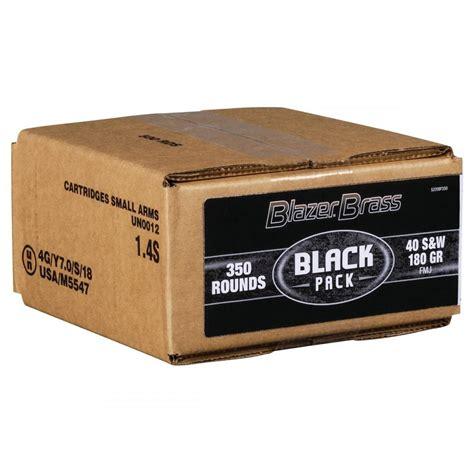 Federal Black Box 40 Sw Ammo