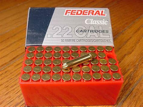 Federal Classic 22 Long Rifle