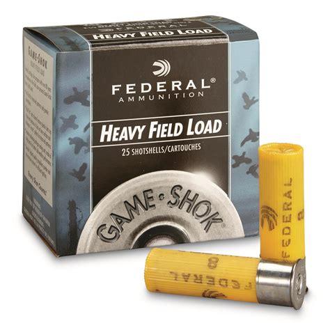Federal Game-shok 22 40 Grain Long Rifle