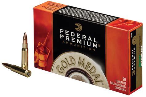 Federal Gold Match 308 175gr