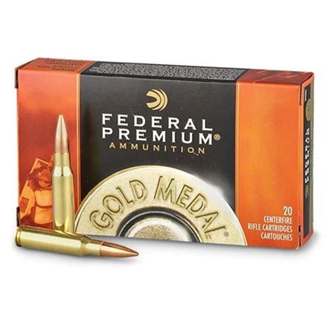 Federal Gold Medal Match 300 Win Mag Powder