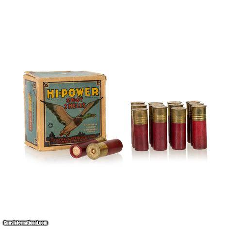 Federal Hi Power 12 Gauge 4