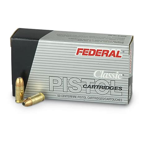 Federal Hishok 9mm Ammo Review