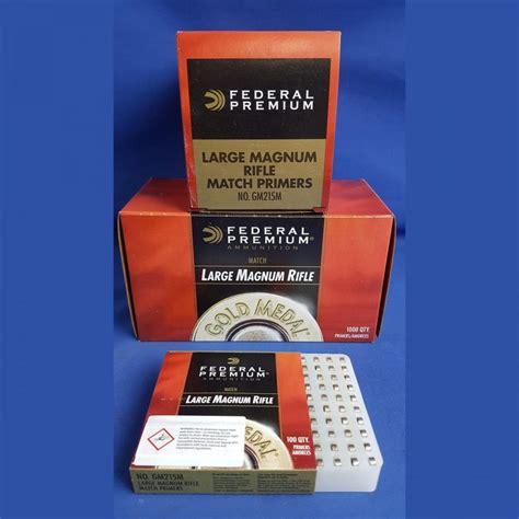 Federal Large Rifle Magnum Primers