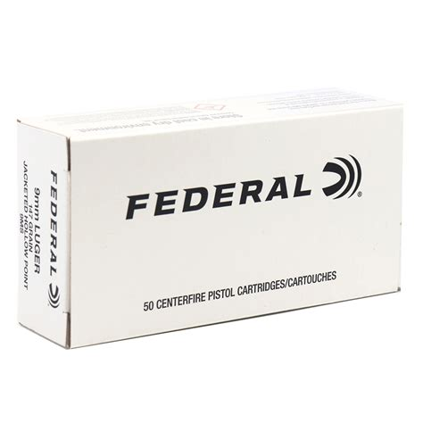 Federal Law Enforcement 9mm Luger Subsonic Ammo 147 Grain And How Many 9mm In A 30 Cal Ammo Can