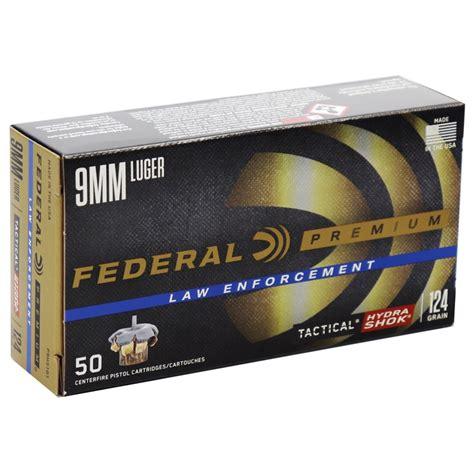 Federal Le Ammo