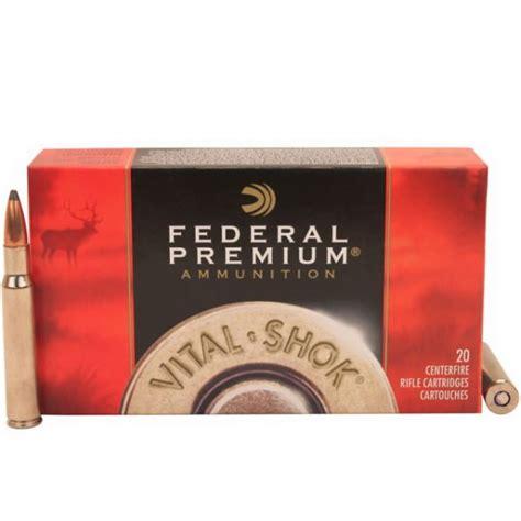 Federal Premium Nosler Partition Centerfire Rifle Ammo And Shop For Cheap Price 308 Ar Gen Iii Delta Carbon Fiber
