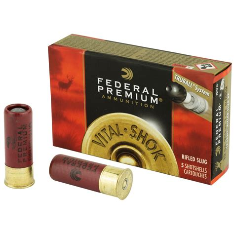 Federal Premium Tactical Shotgun Ammo