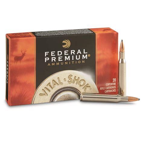 Federal Premium Vital-Shok 20 Gauge 3 275 Grain Sabot