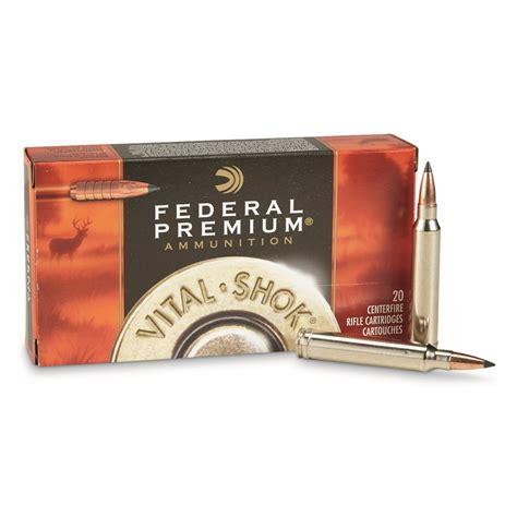 Federal Premium Vital Shok 300 Win Mag