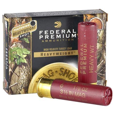 Federal Shotgun Turkey Shells