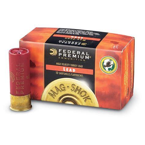 Federal Turkey Thug Shotgun Shells