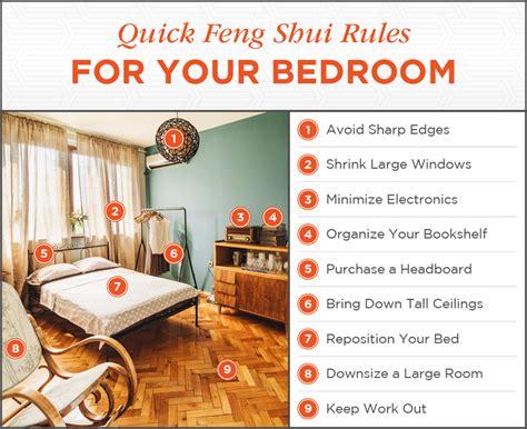 Fengshui Bedroom Layout