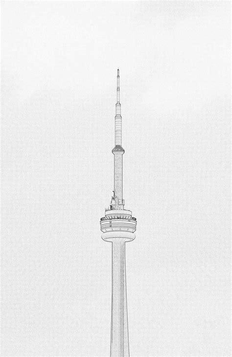 Fernsehturm Malvorlage