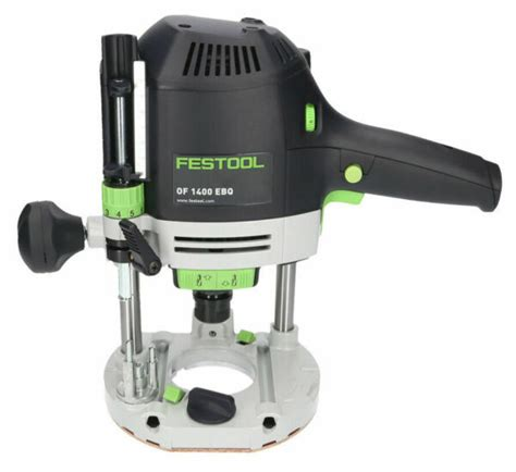 Festool of 1400 router Image