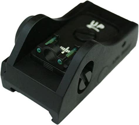 Fiber Optic Ghost Ring Shotgun Sights