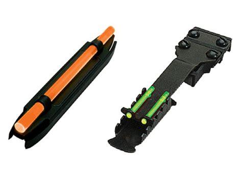 Fiber Optic Sights For Mossberg Shotguns