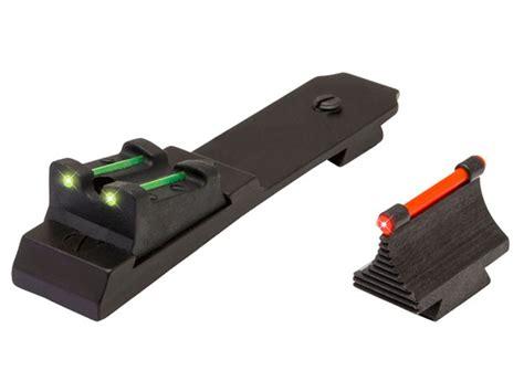 Fiber Optic Sights For Ruger 10 22 Rifle