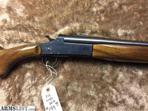 Fie 20 Gauge Shotgun