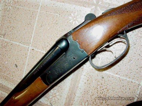 Fie Shotgun Double Barrel