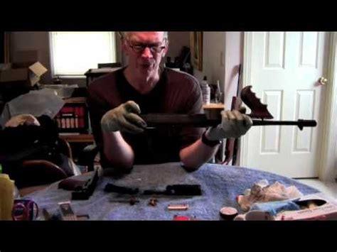 Field Strip Tommy Gun