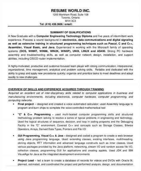 Finance Graduate Resume Examples Resume For Recruiter