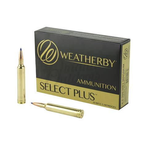 Find 300 Weatherby Magnum Ammo In Stock At - WikiArms