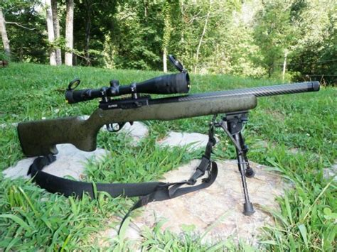 Find Best Usage Yardage For The 22lr Rifle Cartridge