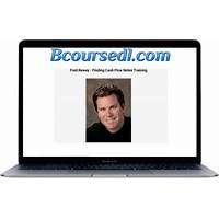 Coupon for finding cash flow notes