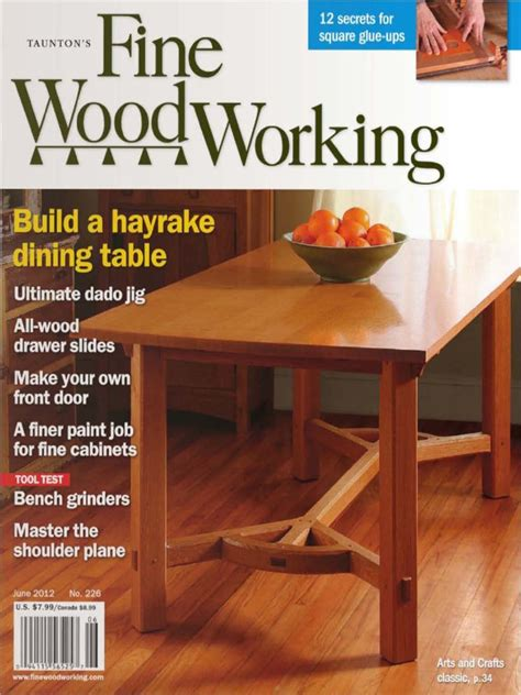 Fine woodworking 226 Image